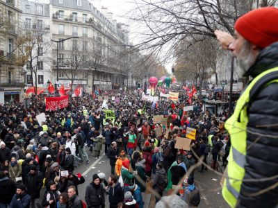 Nationwide Strike- France